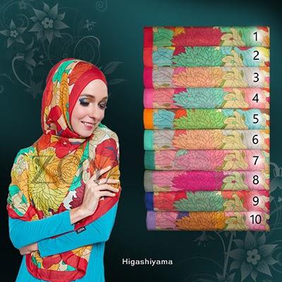 Zoya Online Store Bandung: Segi Empat Zoya Kerudung ...