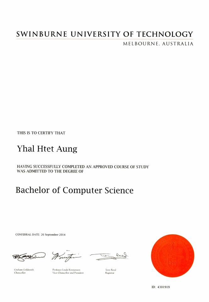 B.Sc (Computer Science)