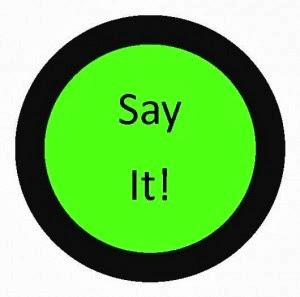 diferencia entre say y tell