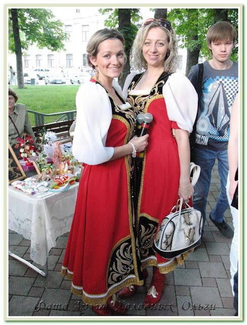 Выставка народных промыслов. Ночь музеев в Краснодаре