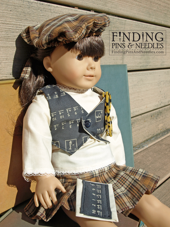 Finding Pins and Needles: Sew Cool for School
