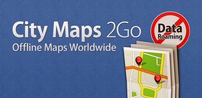 City Maps 2Go Offline Maps Pro v3.8.0.23 Apk full download
