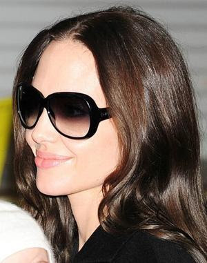 Angelina Jolie cute