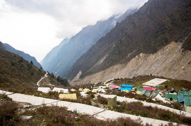 NIM Construction in Kedarnath