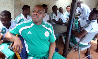 The Plans To Sack Stephen Keshi, Amanze tells Jonathan