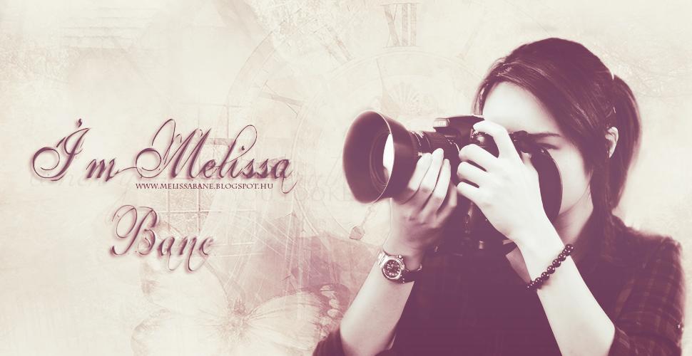 I'm Melissa Bane