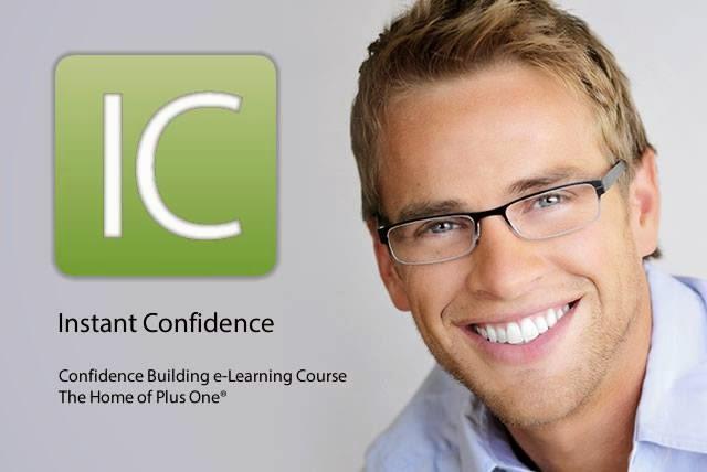 Instant Confidence Online Course, Online Course, Instant Confidence
