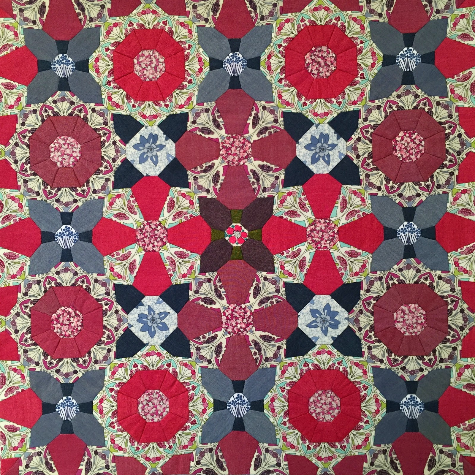 Flossie teacakes ring a roses english paper piecing pattern ring a roses english paper piecing pattern pronofoot35fo Image collections