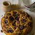 Czekoladowo-orzechowe ciasto ze śliwkami