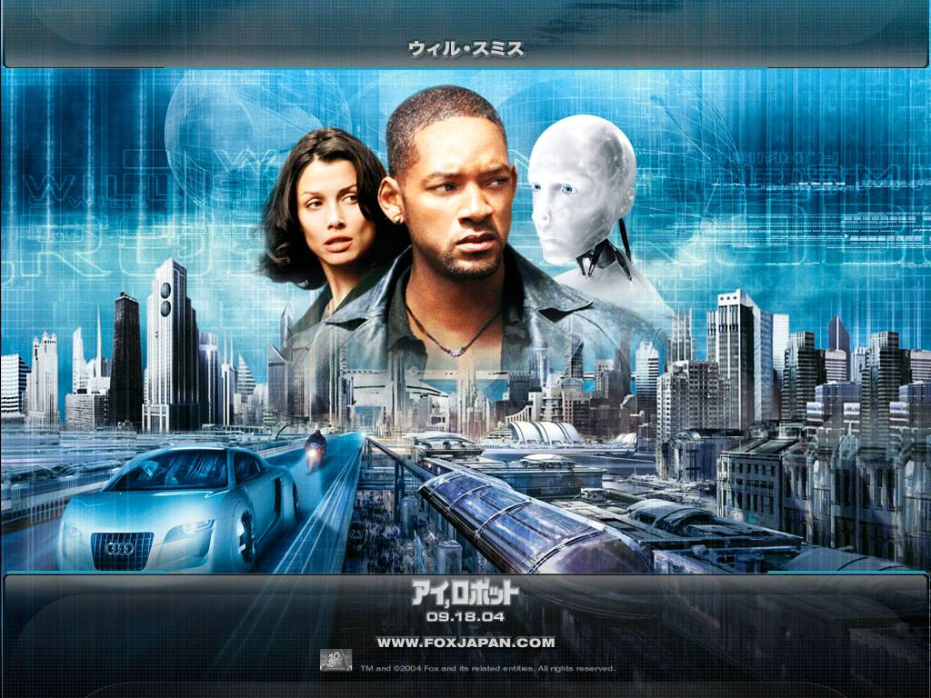 i robot movie review