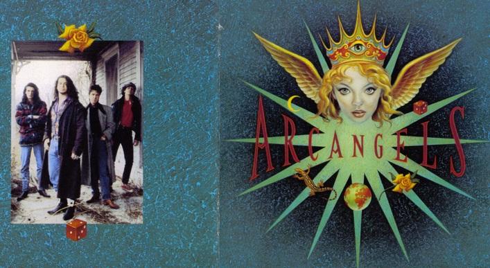 Download Gratis Lagu / MP3 ARC ANGELS Full Album