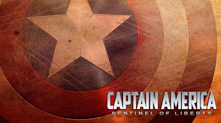 Captain America: Sentinel of Liberty Logo Screen