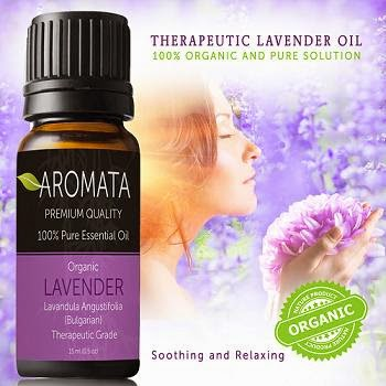 Aromata Essential Lavender Oil
