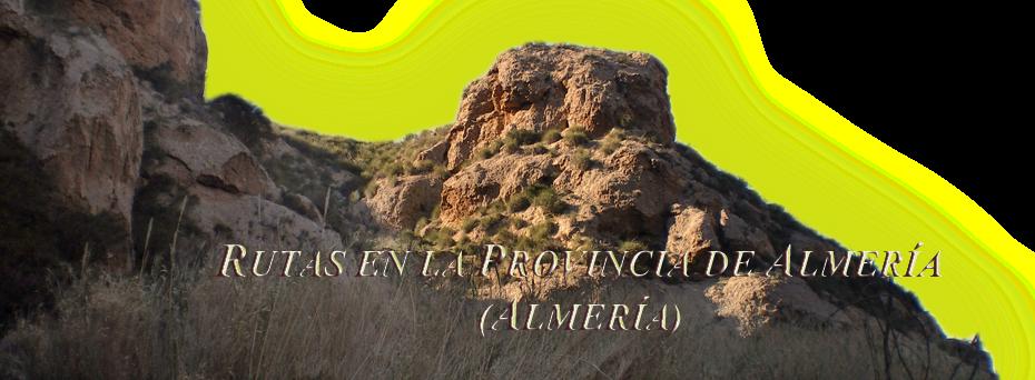 Otras rutas en Almería