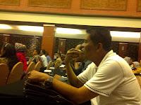 Rapat Anggora DPC peradi Padang
