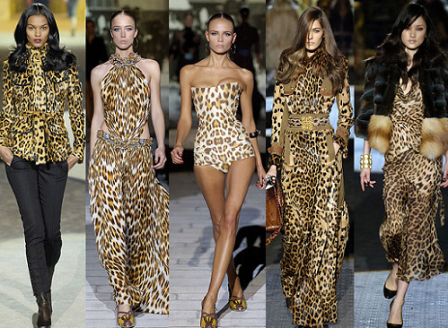 Leopard Print Dress on These Are A Few Of My Favourite Things     Fall Trend  Animal Print