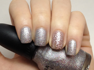 Sephora by OPI Sparkling Personality Models Own Pink Fizz