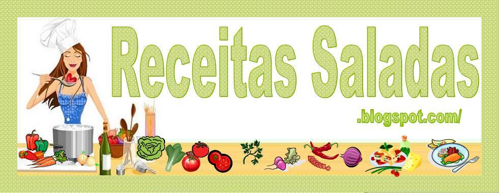 Receitas de Saladas Saudaveis e Saborosas