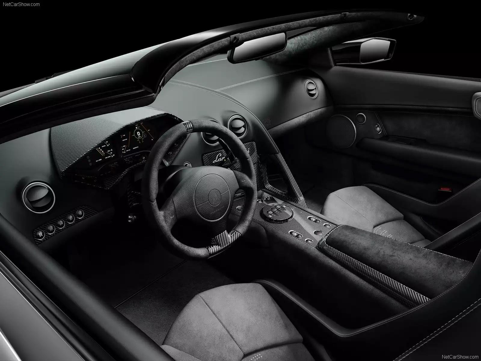 Hình ảnh siêu xe Lamborghini Reventon Roadster 2010 & nội ngoại thất