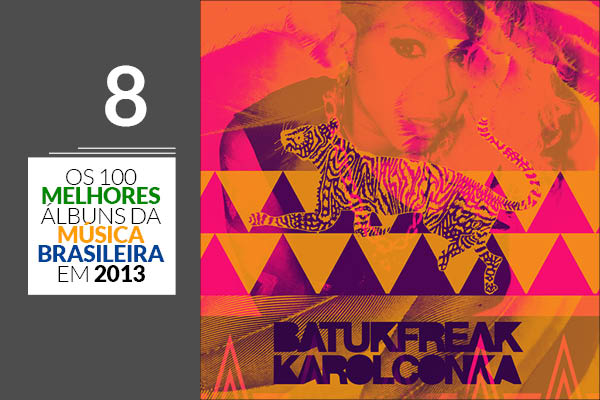 Karol Conka - Batuk Freak