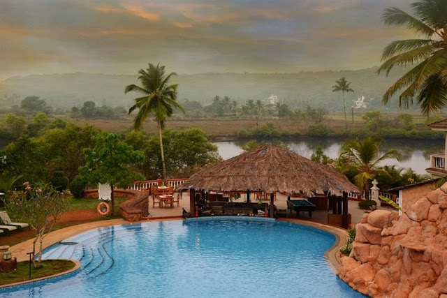 Goa (India) - Resort Rio 4,5* - Hotel da Sogno