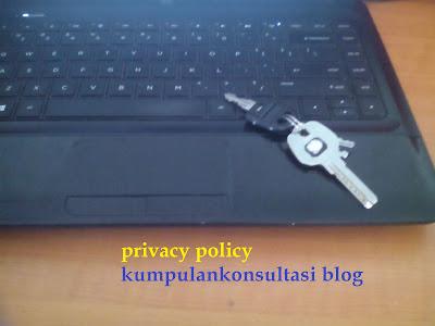 privacy policy kumpulan konsultasi