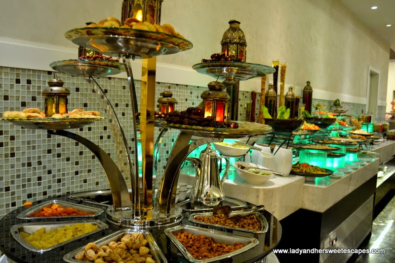Iftar at Millennium Plaza Hotel Dubai