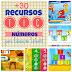 Recursos: TIC's sobre los números para Educación Infantil
