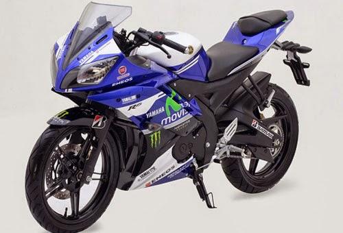 Modifikasi Yamaha Vixion, Konsep YZF-R15