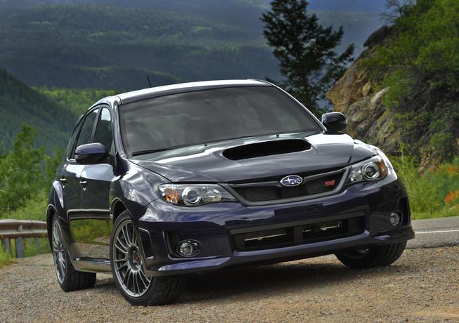 Autoexclusive Live 2013 Subaru Impreza Wrx Sti Hatchback