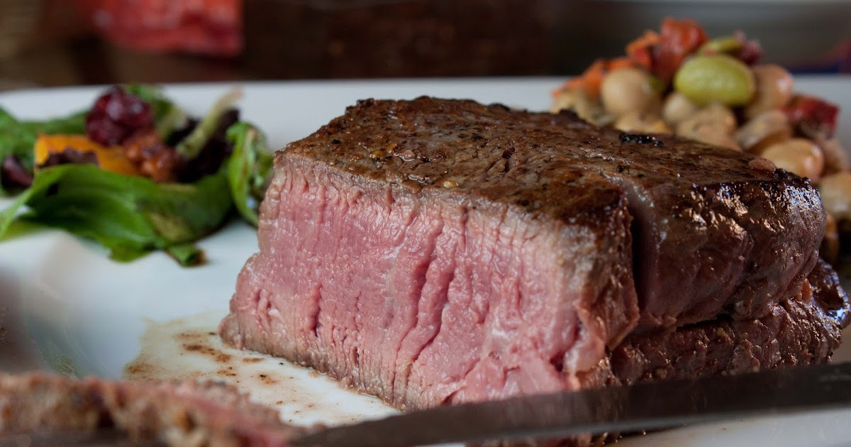 how to cook fillet steak rare