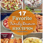 17 Favorite Family Reunion Recipes