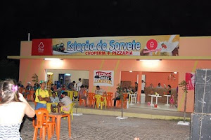 ESTAÇÃO DO SORVETE - CHOPERIA + PIZZARIA