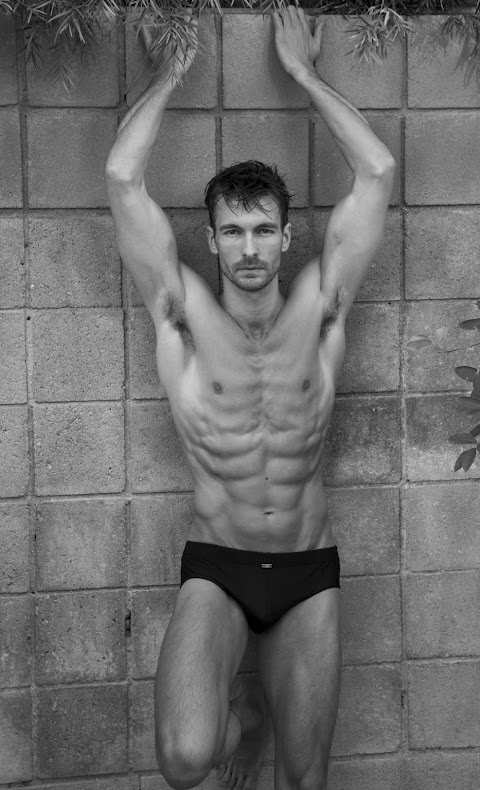 nick steele model nude