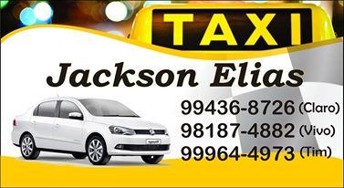 jackson táxi