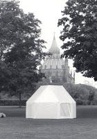 Tensegrity Yurt.