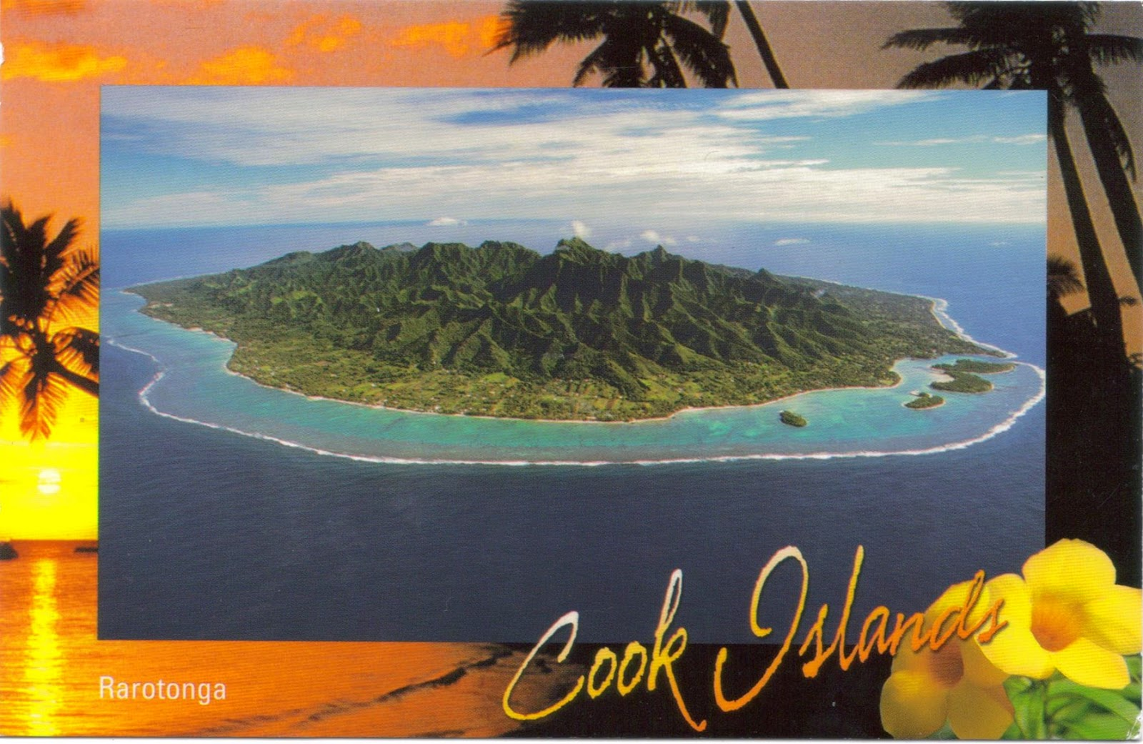 Rarotongo, Cook Islands
