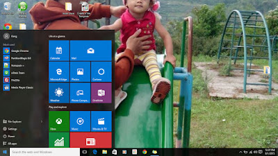 Upgrade Windows 7 ke Windows 10