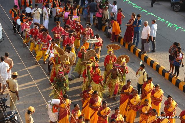 Udupi Paryaya 2016-18 Pura Pravesha Pejawara Swami 6