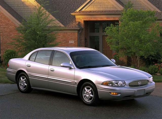 ビュイック・ルセーバー 7-8代目 | Buick LeSabre (1992-2005)