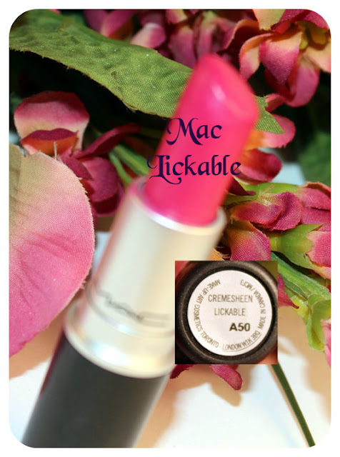 Mac Lickable Lipstick