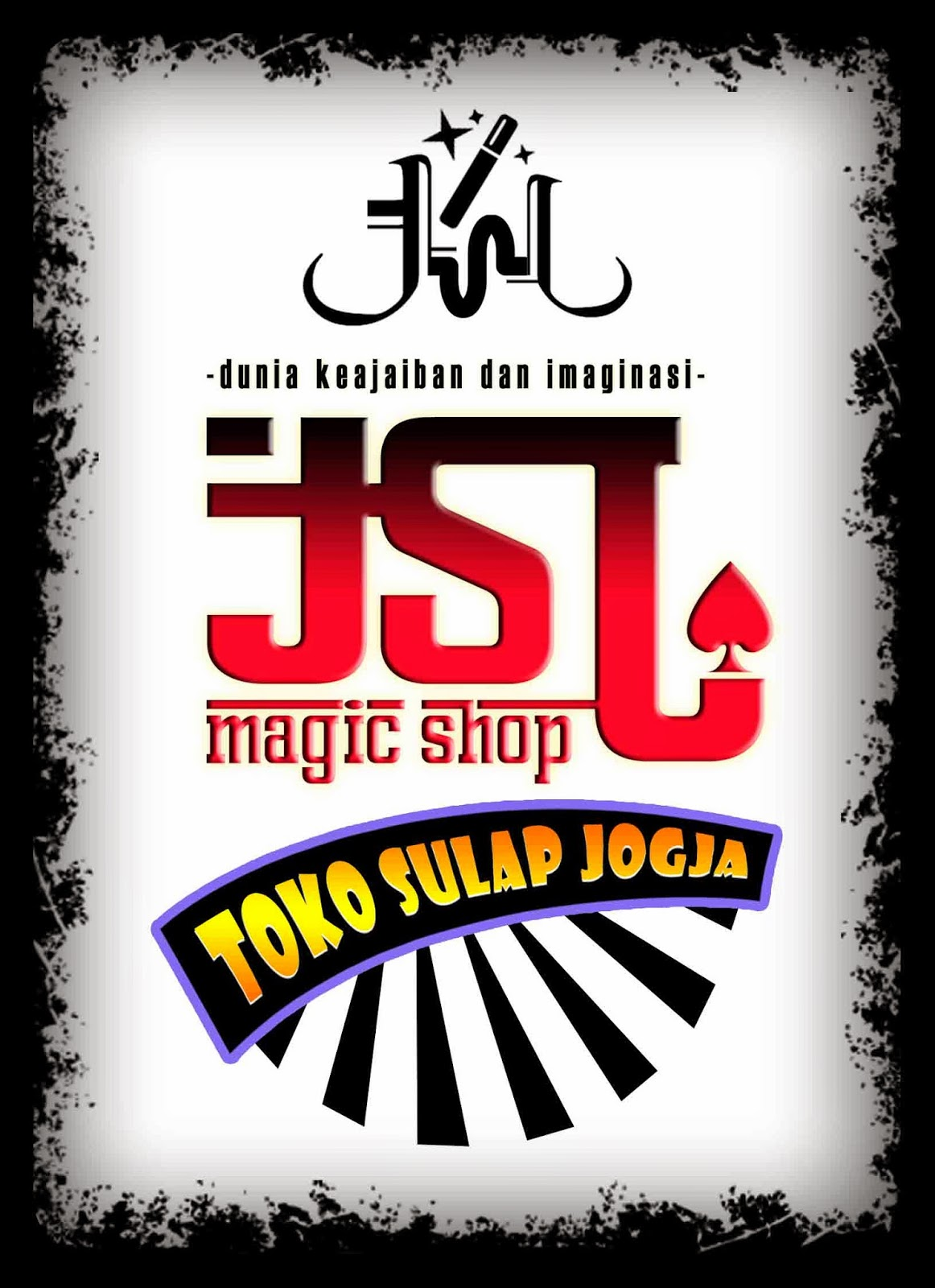 TOKO SULAP JOGJA TOP HAT MAGIC