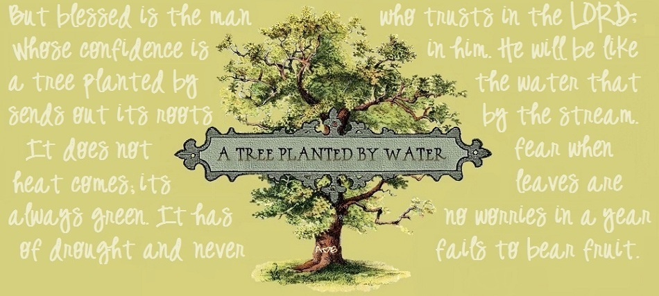 A Tree Planted by Water