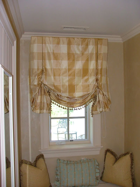Custom Window Treatments By Why Sew Serious London