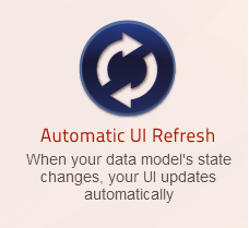 Automatic UI Refresh