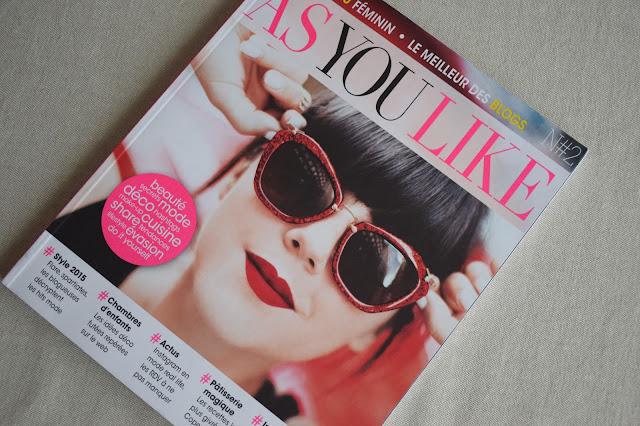 magazine nouveau