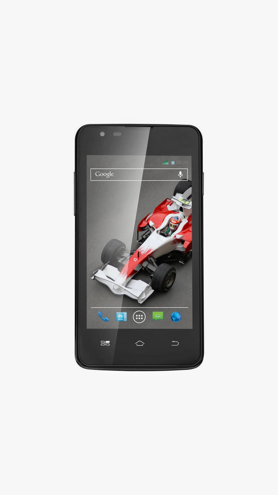 Paytm Shop : Xolo A500L (Black) worth Rs 5999 at Rs 5385 + Rs 400 cash back | cheapest online | Hot Deal