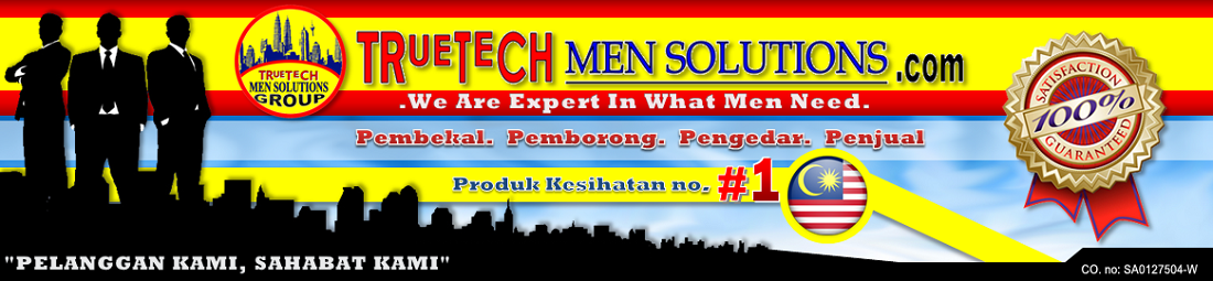 Truetech Men Solutions