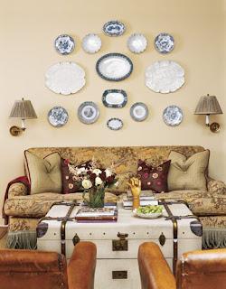 فكرة الصحون Wall-Of-Plates-HTOUR