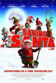 Download - Saving Santa – BRRip AVI + RMVB Legendado ( 2013 )